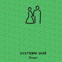Svatební diář Smart barva zelená