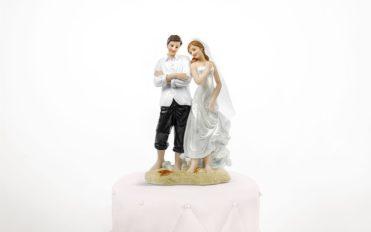 Figurky na dort bosé