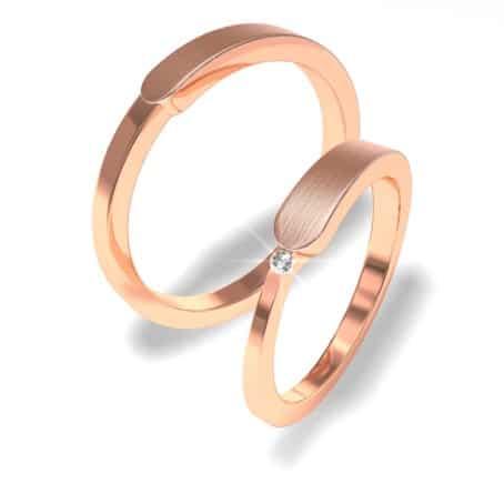 Zlatnictví Kalaš snubní prsteny 1