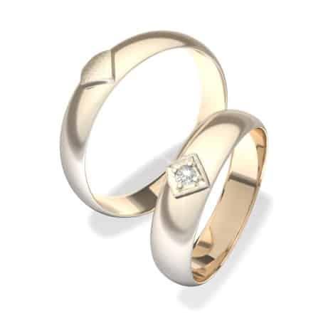Zlatnictví Kalaš snubní prsteny 3