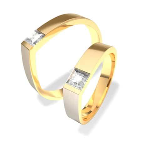 Zlatnictví Kalaš snubní prsteny 5