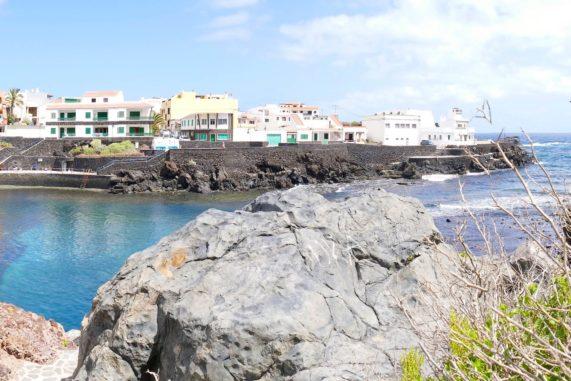 El Hierro - Tamaduste - záliv a veřejné lázně, foto 3