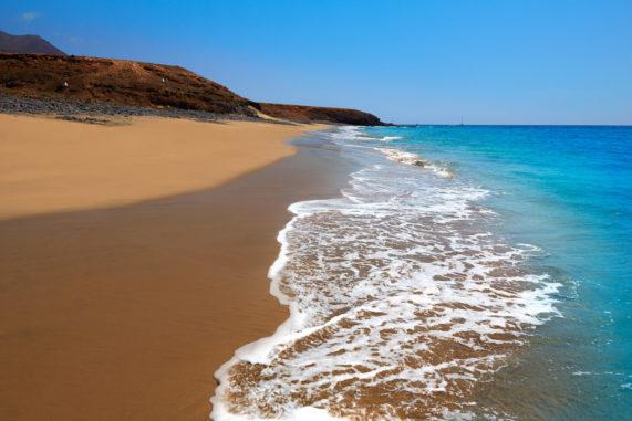 Fuerteventura - pláže Jandía