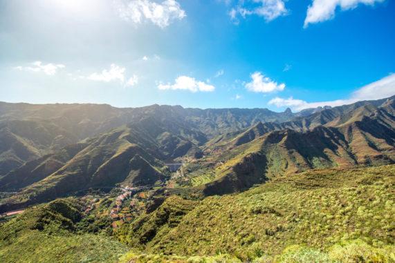 La Gomera - hory