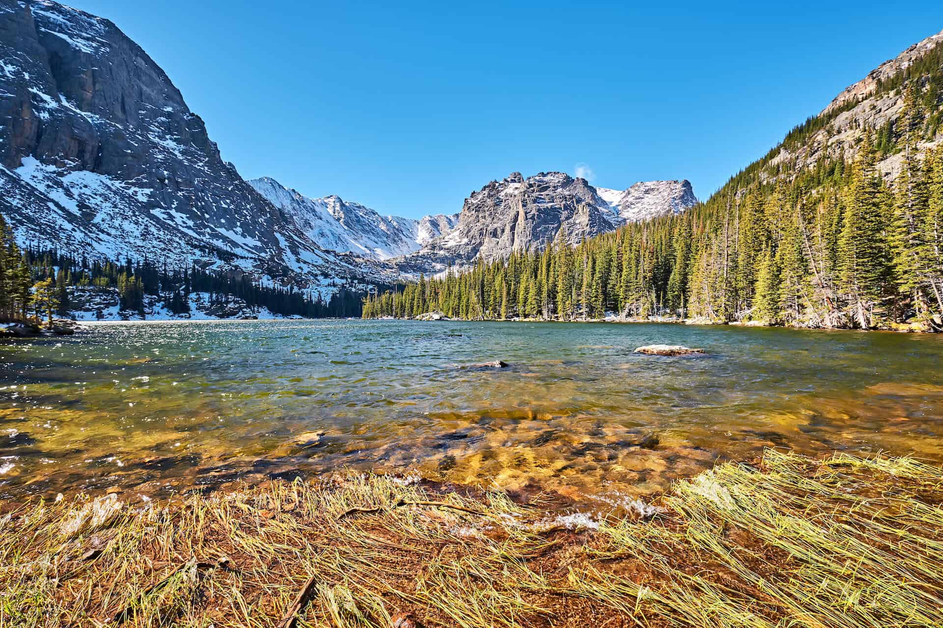 Colorado v Usa - Rocky Mountain National Park