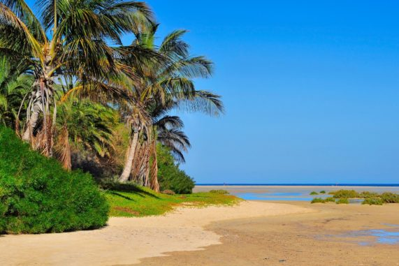 Fuerteventura - pláž Sotavento