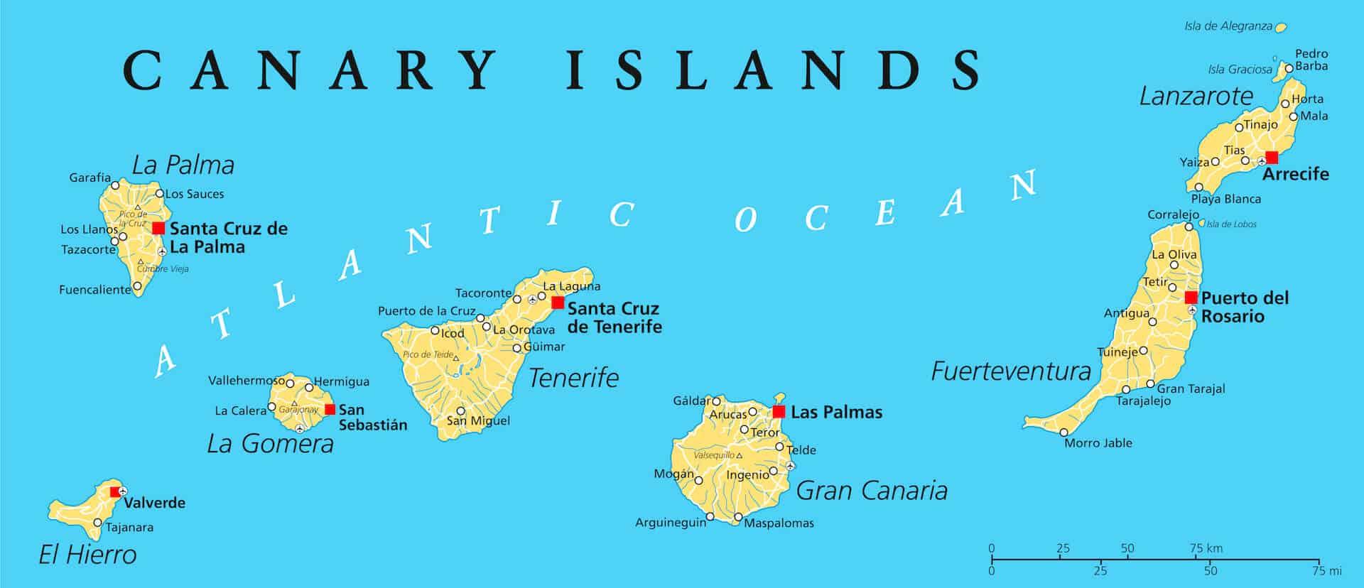 Proc Doporucujeme Svatebni Cestu Na Kanarske Ostrovy Svet Svateb Cz