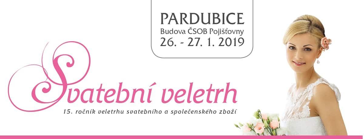 Svatební veletrh Pardubice 2019