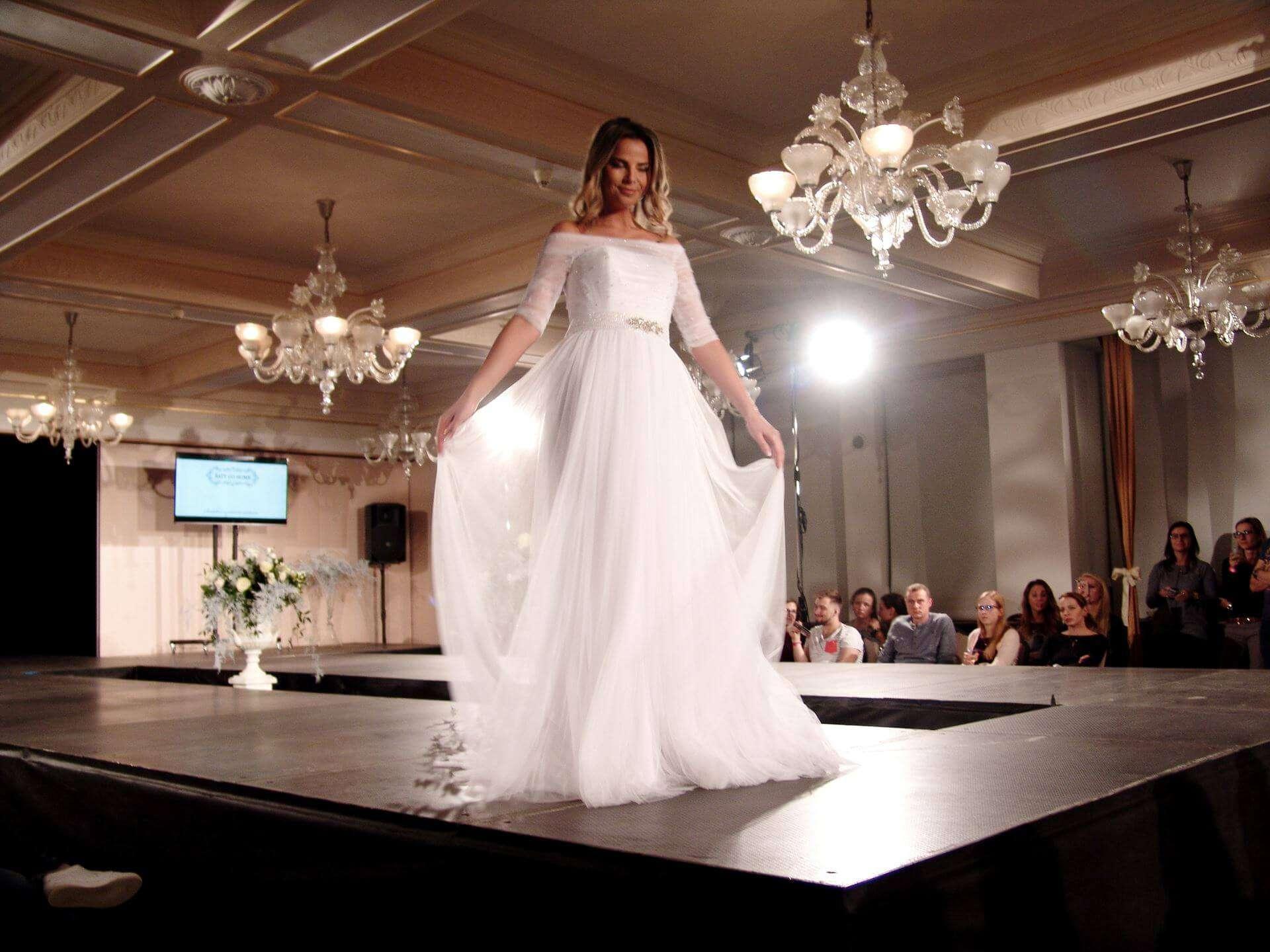 Svatební EXPO módní přehlídka