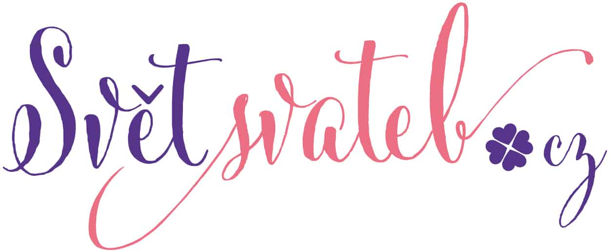 Svět Svateb logo plnobarevné