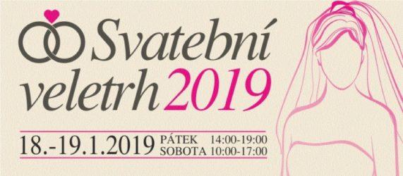 Svatební veletrh Hradec Králové Nové Albertinum 2019