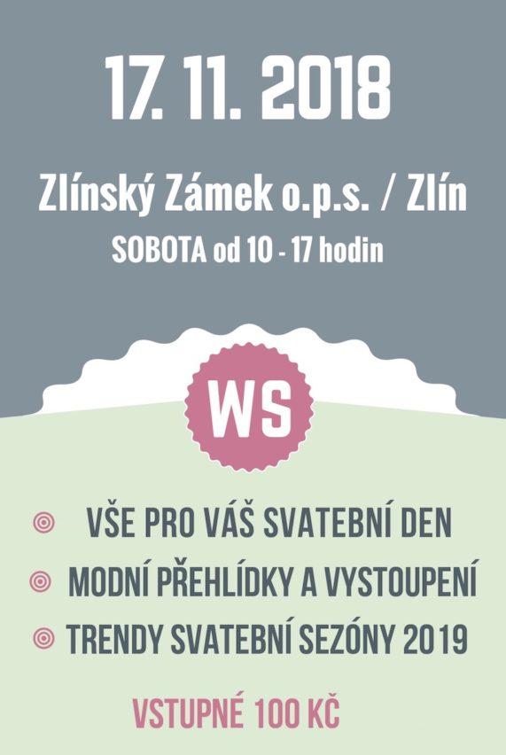 Wedding show Zlín 2018
