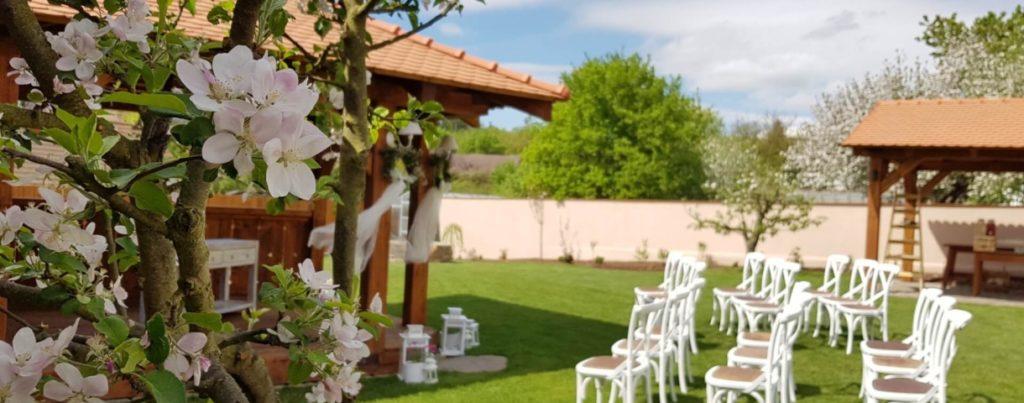 Angusfarm Soběsuky - nominované svatební místo