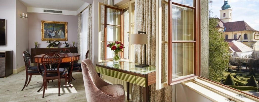 Aria hotel Praha - nominované svatební místo