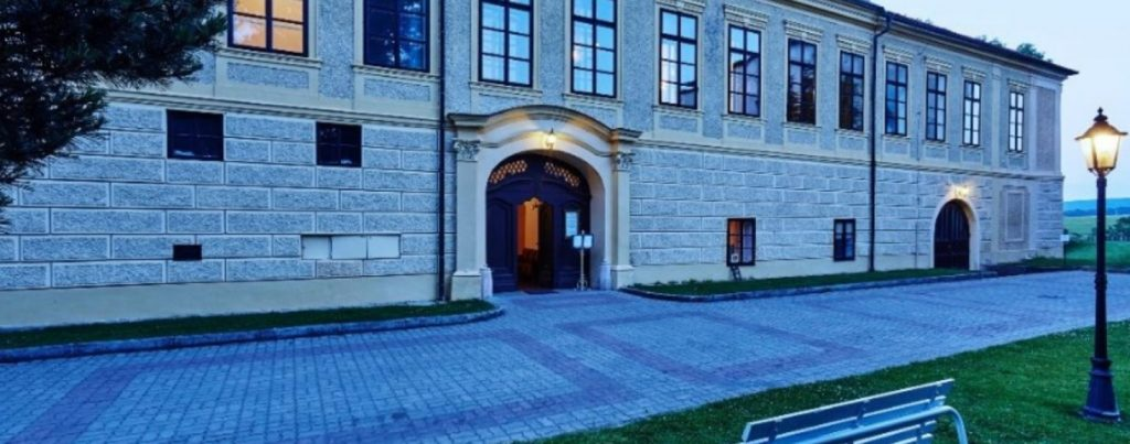 Chateau Hostačov - nominované svatební místo