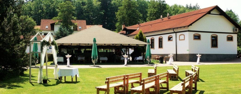 Green Valley - nominované svatební místo