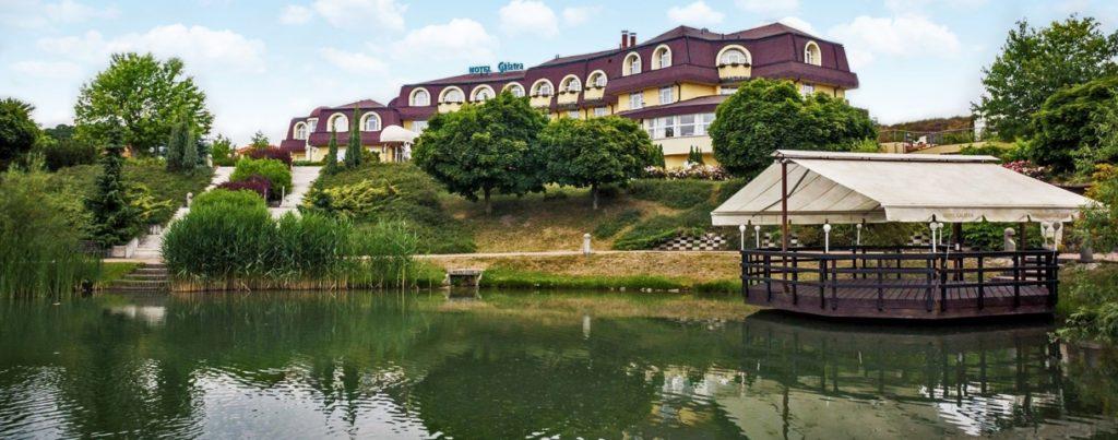 Hotel Galatea - nominované svatební místo