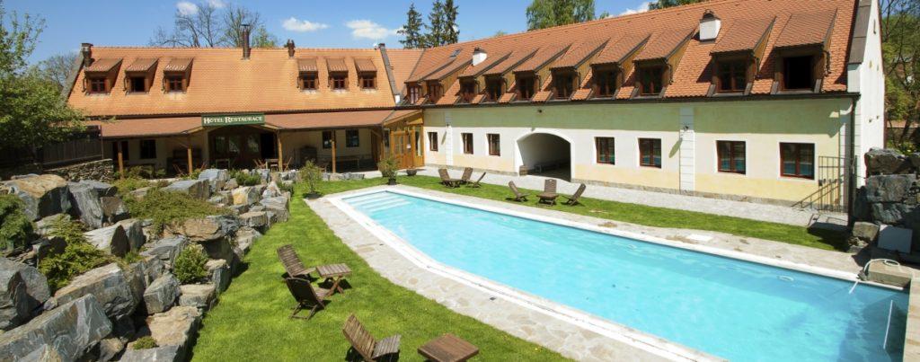 Hotel Všetice - nominované svatební místo