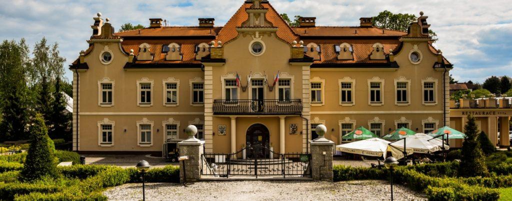 Zámek Berchtold - nominované svatební místo