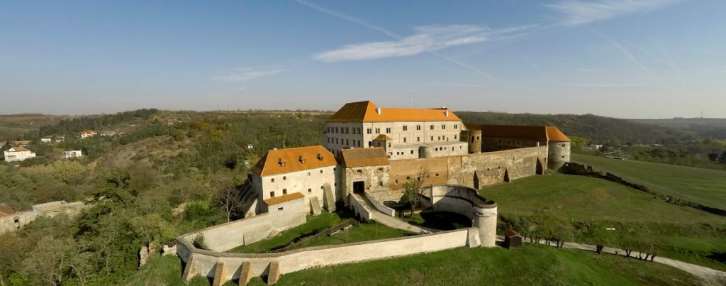 Hrad a zámek Dolní Kounice - nominované svatební místo