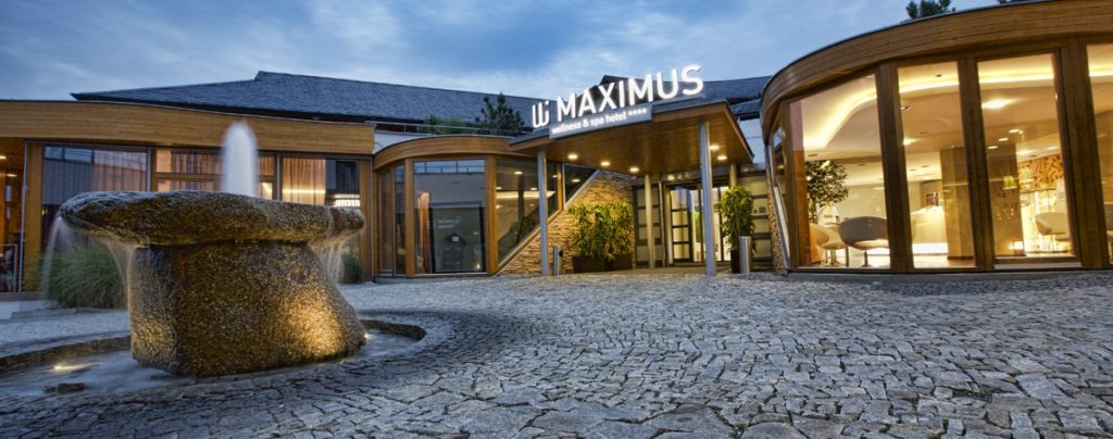 Maximus resort - nominované svatební místo