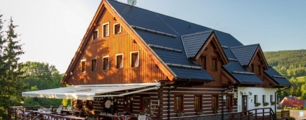 Restaurace a penzion Kozí chlívek - nominované svatební místo