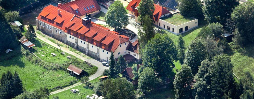Rezidence Vogelsang - nominované svatební místo
