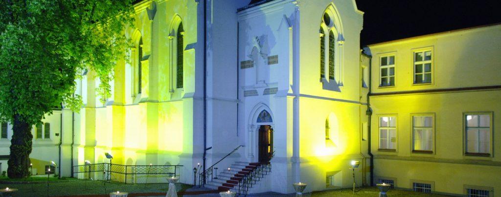 Sacre Coeur - nominované svatební místo