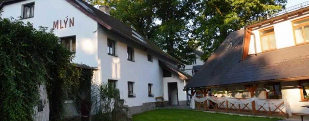 Sejdorfský mlýn - nominované svatební místo