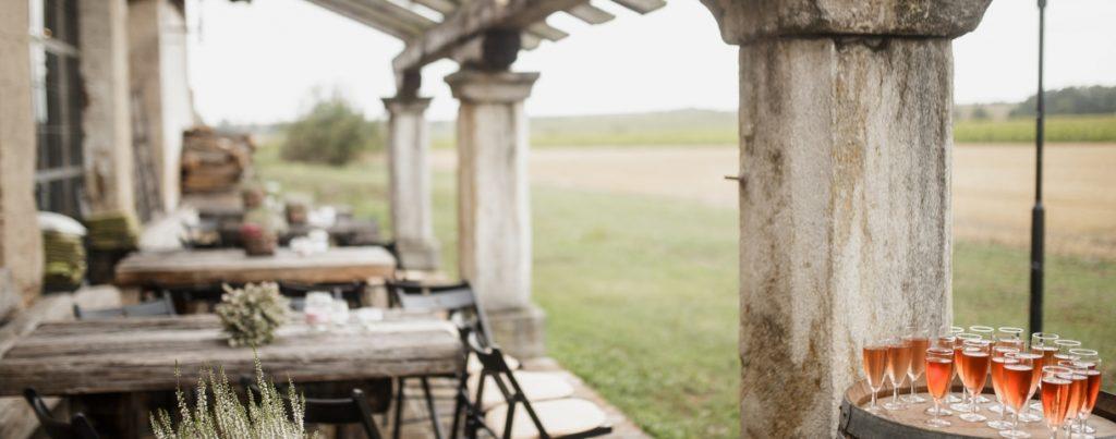 Stodola Suška - nominované svatební místo