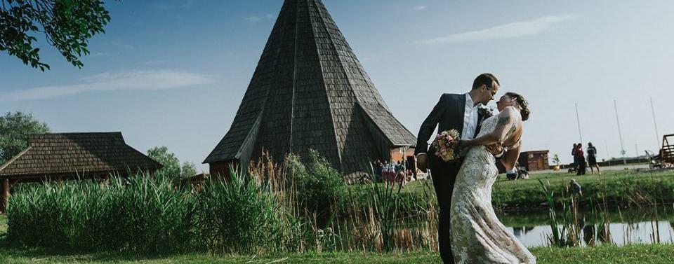 Vigvam - nominované svatební místo