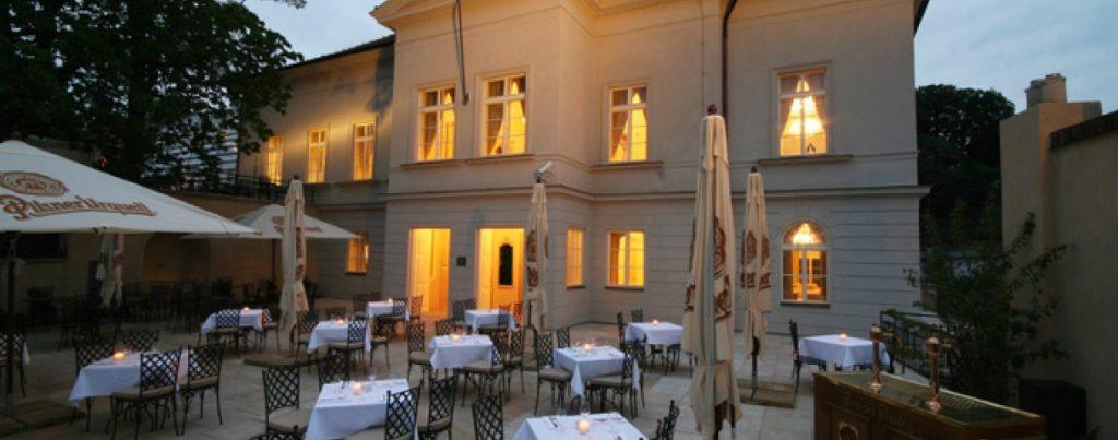 Villa Richter - nominované svatební místo