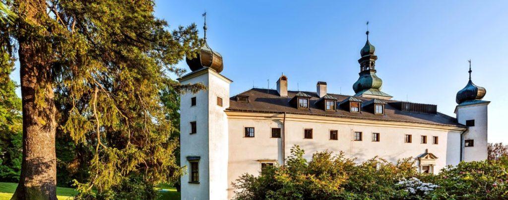 Zámecký hotel Třešť - nominované svatební místo