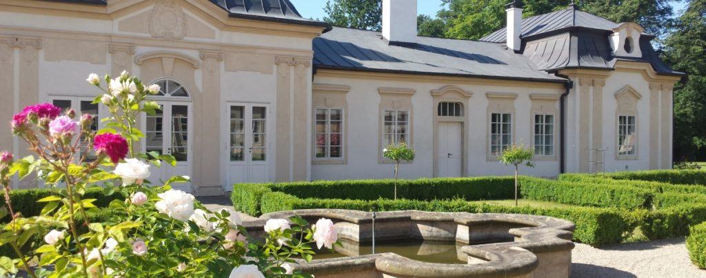 Zámek Bon Repos - nominované svatební místo