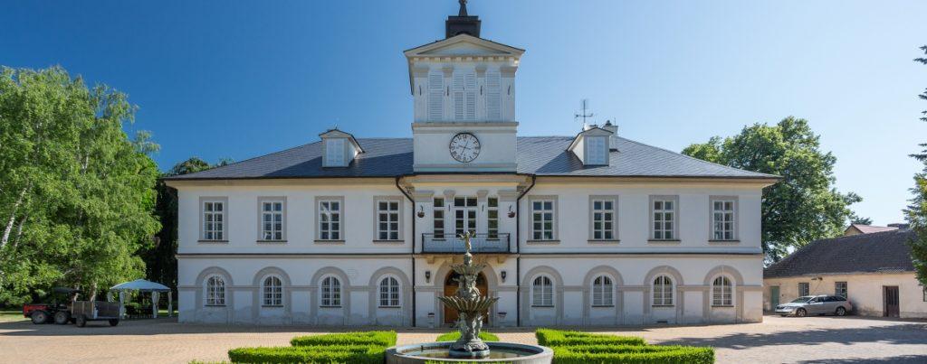 Zámek Niměřice - nominované svatební místo
