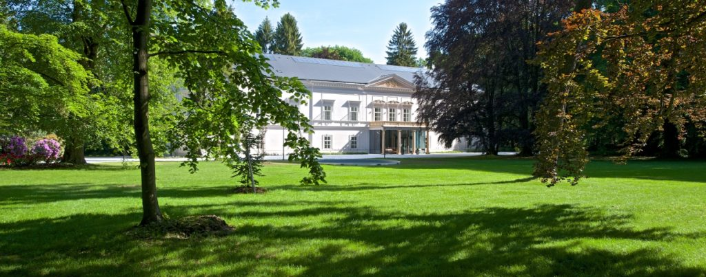 Zámek Ratměřice - nominované svatební místo