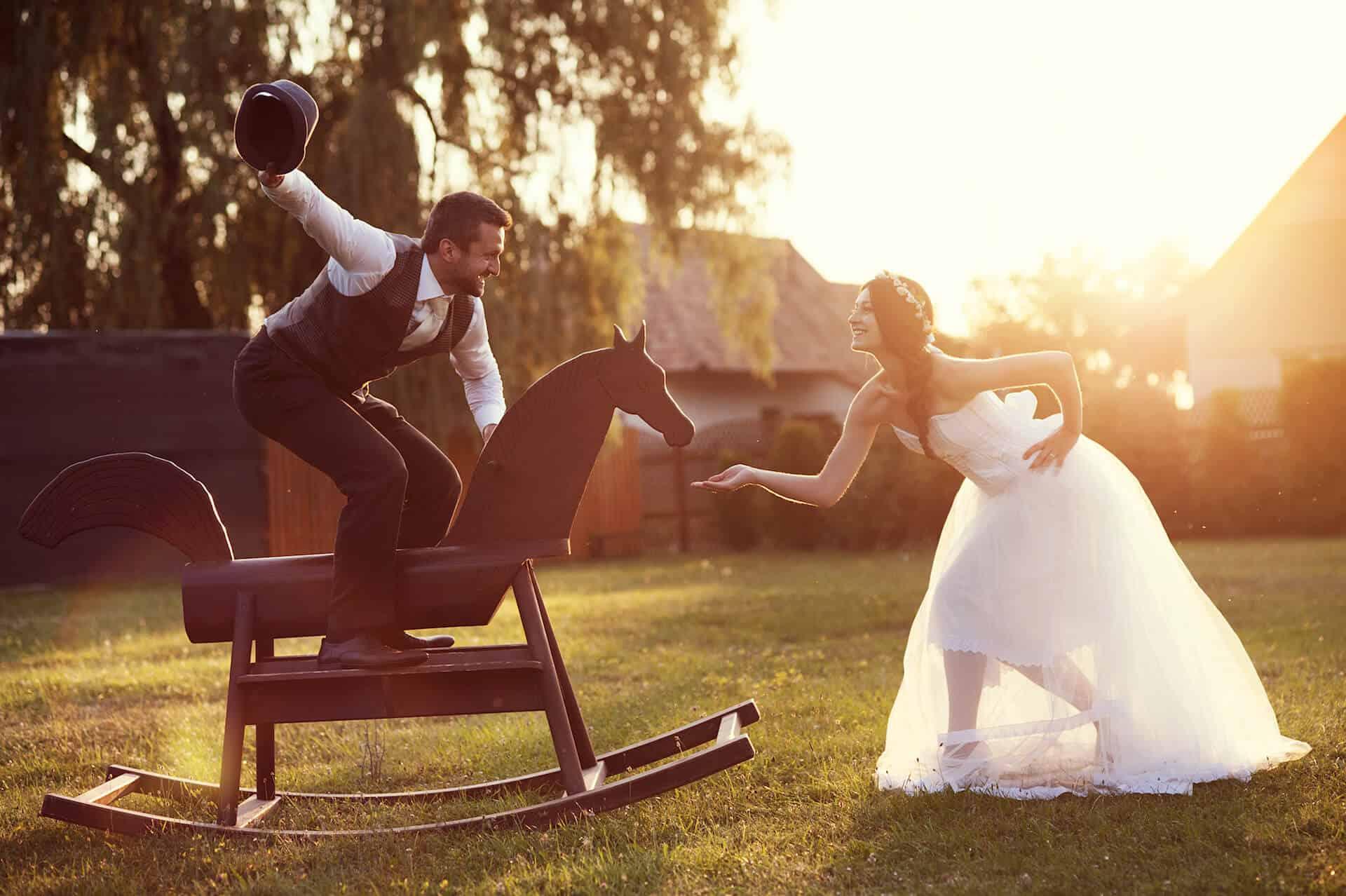 Svatba ve stodole v prostorném prostředí má mnoho výhod