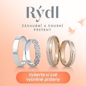 Zlatník Lukáš Rýdl – snubní prsteny - banner 300x300