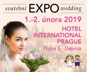 Svatební EXPO únor 2019
