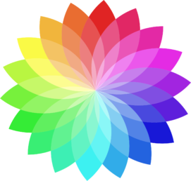 Paleta barev nejen pro svatbu