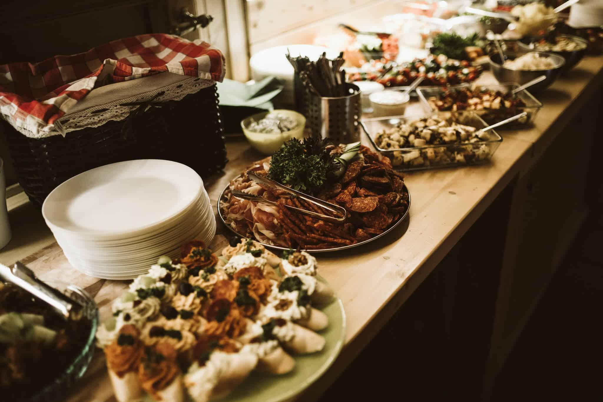 Caterings.cz - svatební raut