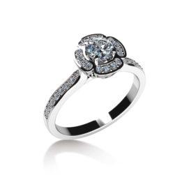 Výroba snubních prstenů na zakázku - Zlatnictví Rýdl 073