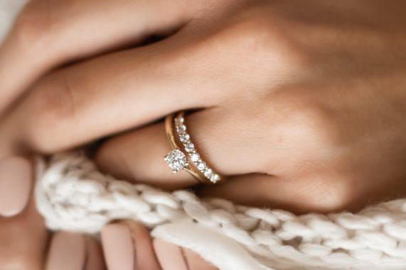 Výroba prstenů na zakázku - zlatnictví Rýdl 08