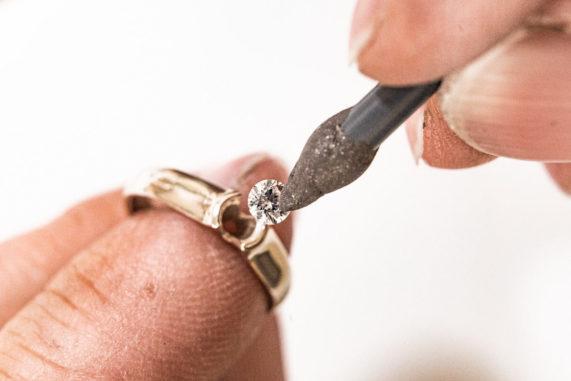 Výroba prstenů na zakázku - zlatnictví Rýdl 15
