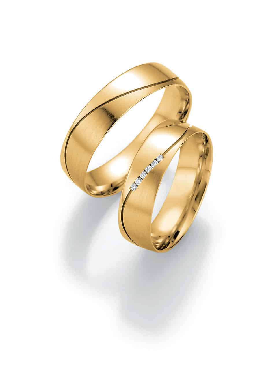 Ráj prstenů zlaté prsteny