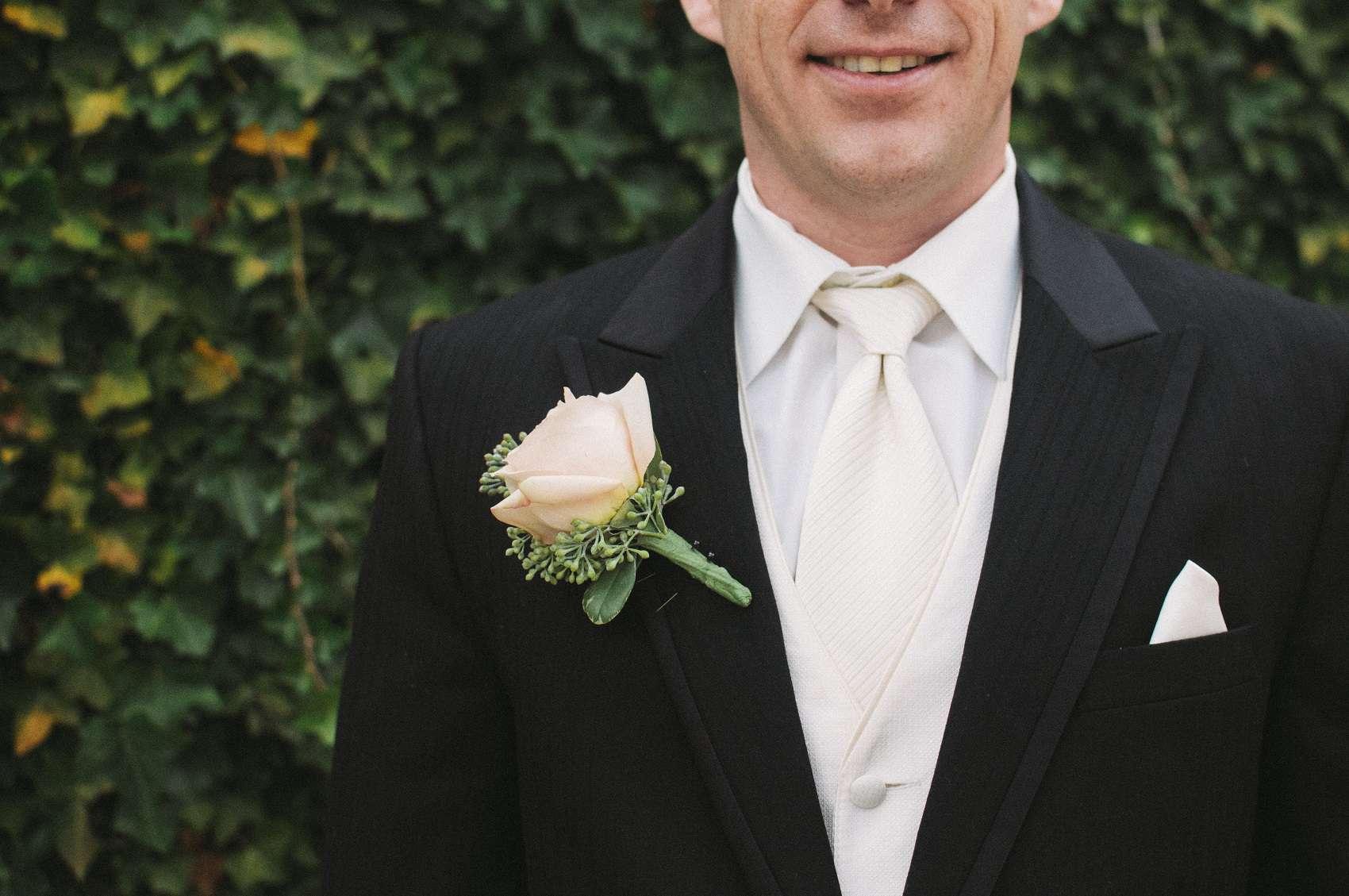 Wowdoplňky kravata světlá
