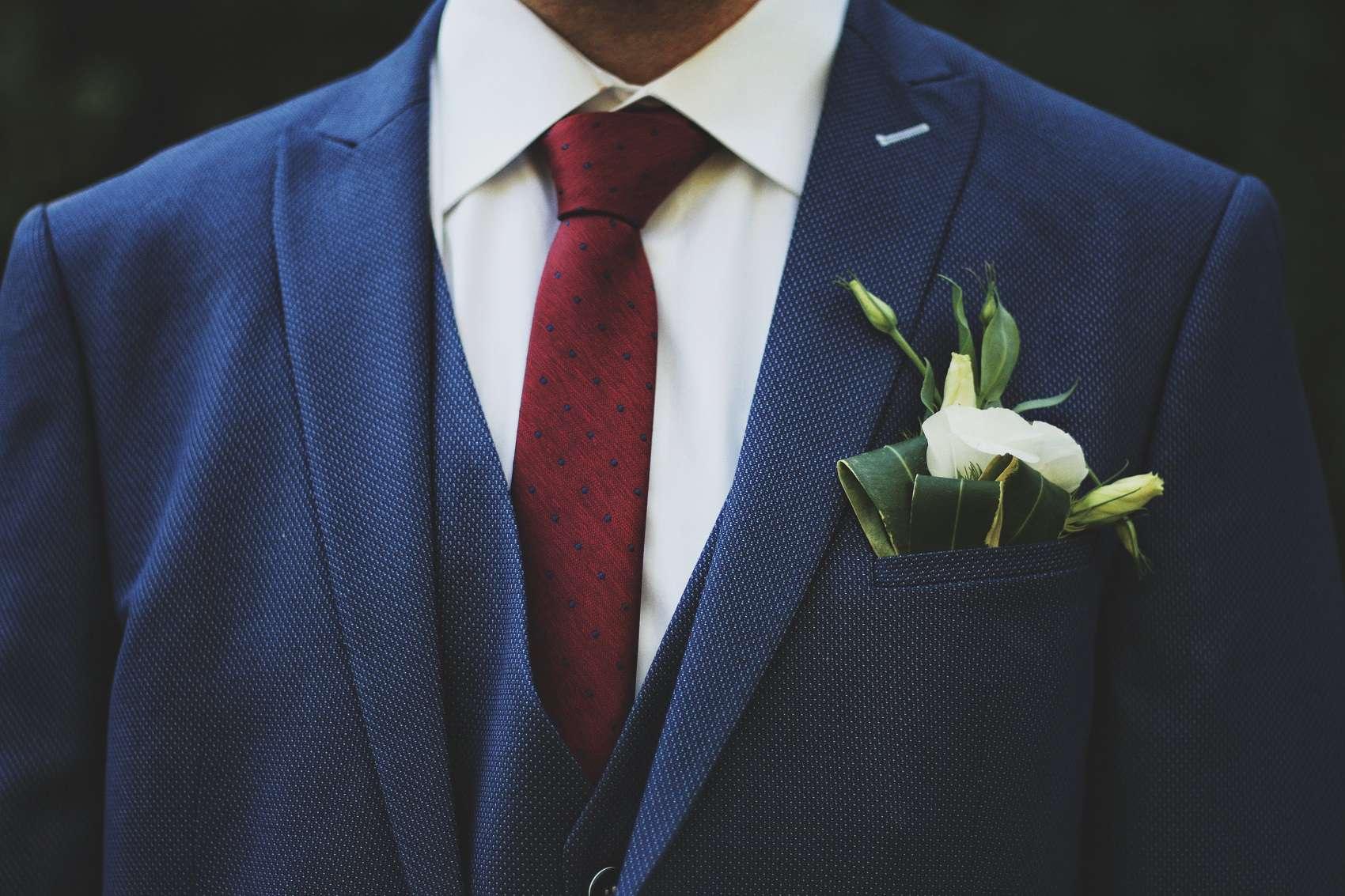 Wowdoplňky kravata vínová