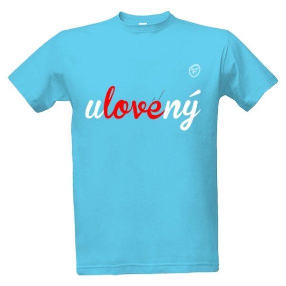 Svatební tričko nejen na rozlučku se svobodou - ulovený