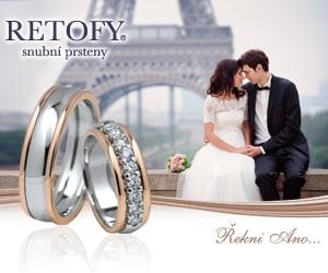 Snubní prsteny REFOTY
