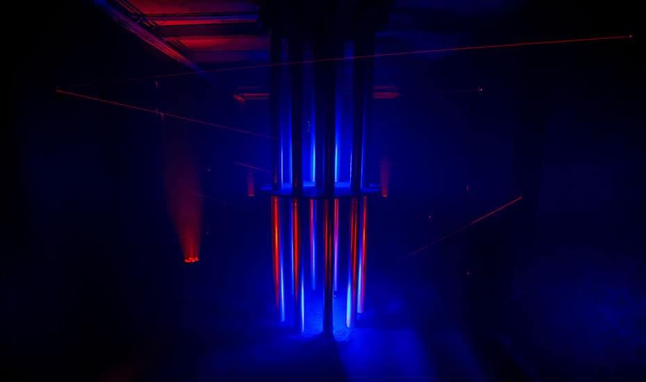 Rozlučka se svobodou v zábavním centru FUTURENTO - laserové bludiště